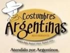 Costumbres Argentinas Restaurante